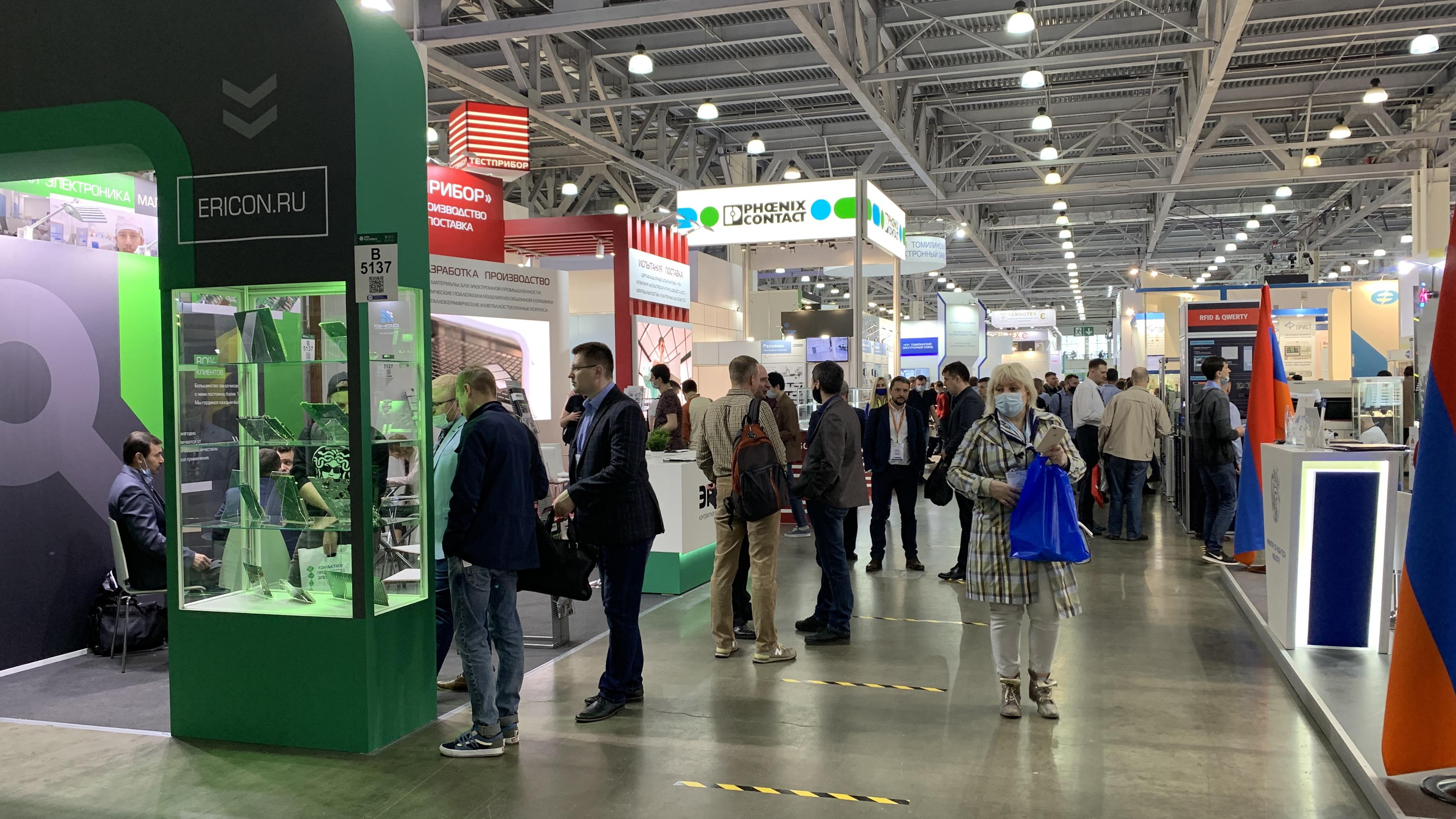 ElectronTechExpo и Securika Moscow 2021. Обзор и впечатления от выставок