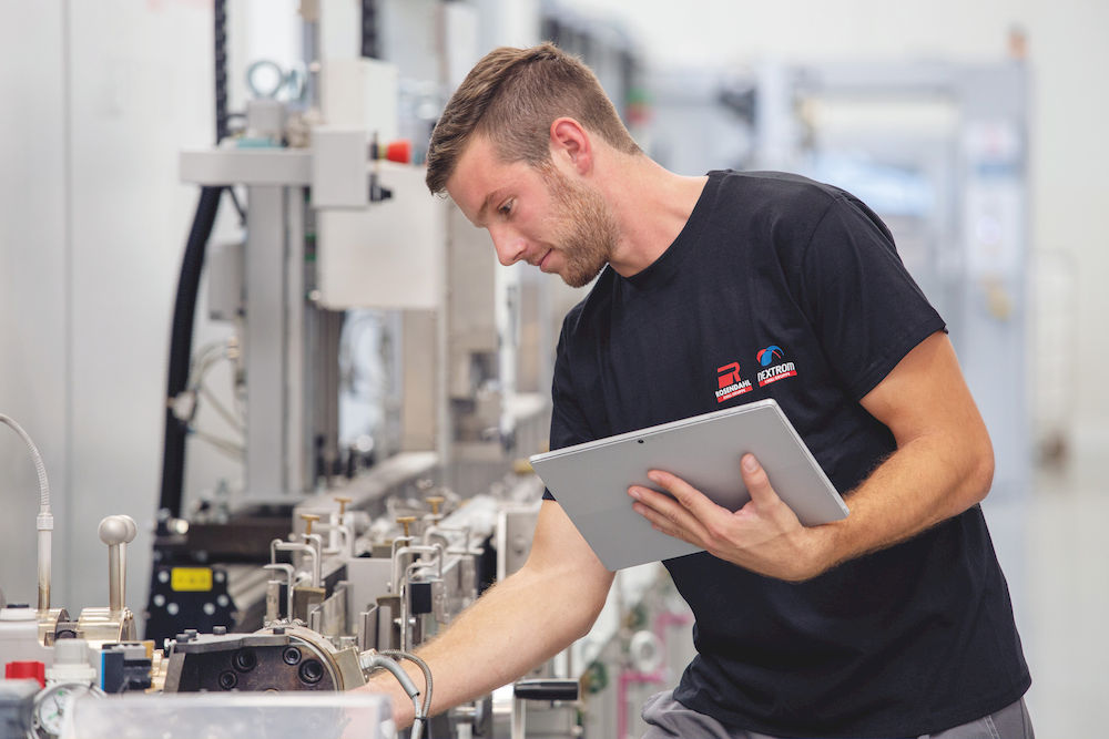 Rosendahl Nextrom - 100% произведено в Европе