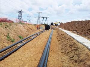 проект организации строительства на кабельную линию 10 кв