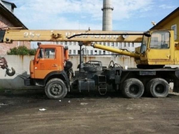 Куплю автокран 15-20 тонн(б/у)