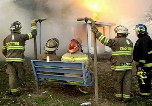 С днём пожарного! (фото)