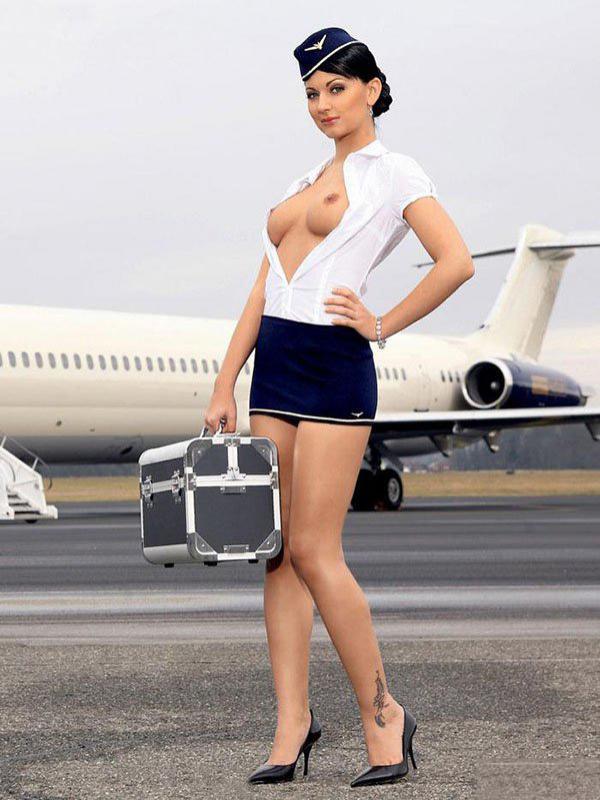 Стюардесса в прозрачном колготки фото, смотреть нарезки кончают внутрь много