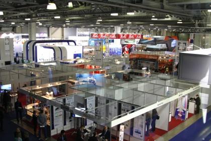 В Крокус Экспо проходит выставка Импортозамещение