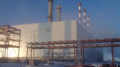 На Якутской ГРЭС-2 завершается монтаж электротехнического оборудования для собственных нужд