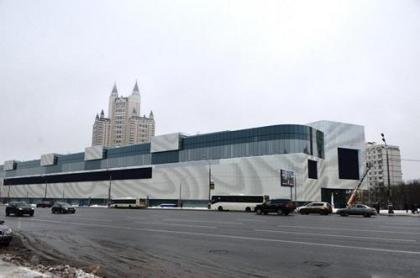 МОЭСК подключила к электрическим сетям торгово-развлекательный центр в Москве