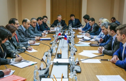 Россия и Сирия обсудили вопросы сотрудничества в сфере ИКТ