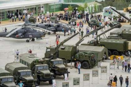 Минобороны пригласило ведущие предприятия на Армию-2016
