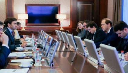 Минпромторг России рассматривает Концепцию открытости как механизм выработки эффективных решений
