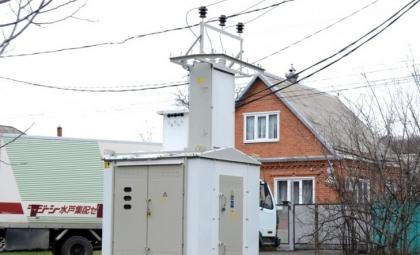 В Майкопском районе раскрыто крупное хищение энергооборудования