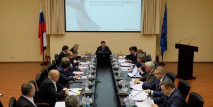 Александр Новак провел встречу с руководителями организаций угольной промышленности