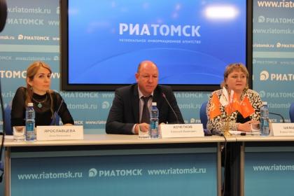 Директор АО Сибкабель Алексей Кочетков поделился с журналистами планами