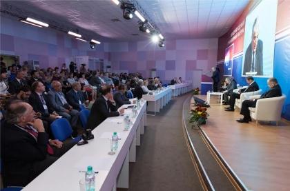 В Уфе проходит второй день Российского Промышленного Форума