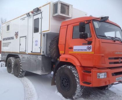 На выставку Нефтегаз приедет эталонная мобильная установка от ПАО Нефтеавтоматика