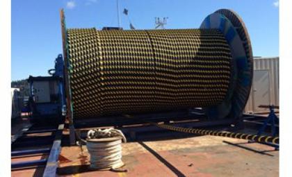 Южнокорейские кабели – ключ к инновационному решению для подводной линии к острову Квадра