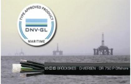 Новый кабель для эксплуатации в морских условиях