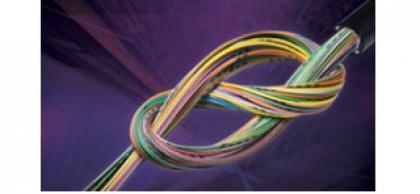 Оптический кабель с рекордной плотностью волокон