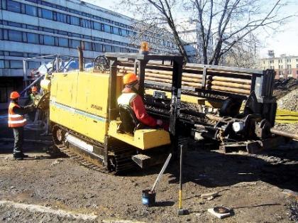 ГК Меридиан завершает подготовительные работы для прокладки кабеля под Финским заливом
