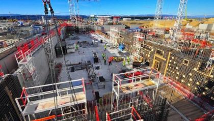 Термоядерный реактор ИТЭР планируют запустить в конце 2025 года