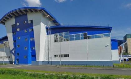 АО СПб ЭС подключило к электросетям спорткомплекс на улице Доблести