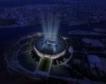 Ленэнерго подключило стадион на Крестовском к электросетям