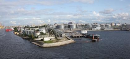 Ленэнерго подключило причальный комплекс Большого порта Санкт-Петербурга