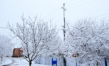 ВКраснодарском крае из-за снега без света остались практически  22 тысячи человек