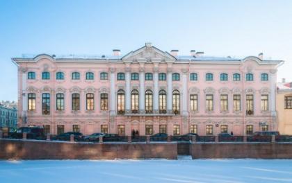 Ленэнерго подключило к сетям Строгановский дворец
