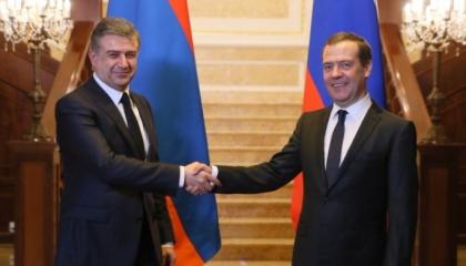 Жители России смогут ездить вАрмению без загранпаспорта
