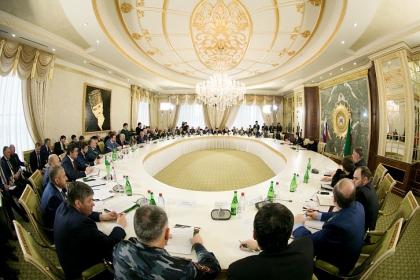 Кадыров подвел результаты 10-ти лет напосту руководителя Чечни