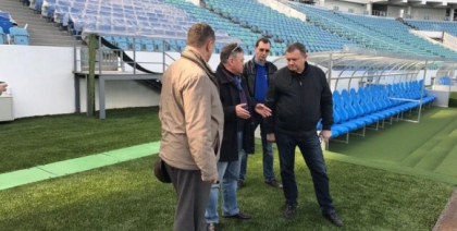 Андрей Черезов посетил электросетевые объекты г. Сочи, задействованные для проведения Кубка конфедераций FIFA 2017 года и чемпионата мира по футболу 2018 года