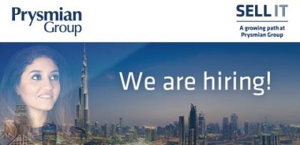 Компания Prysmian Group ищет сотрудников: уникальная возможность для специалистов по продажам.
