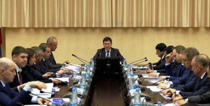 Александр Новак провел первое заседание организационного комитета форума Российская энергетическая неделя