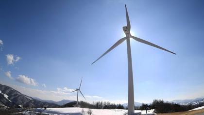 В Адыгее построят ветропарк суммарной мощностью до 150 МВт