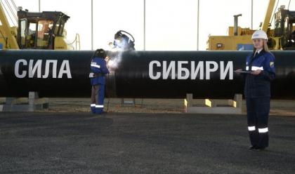 Газпром построил 719 км линейной части Силы Сибири