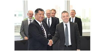 Сотрудничество компаний Siemens и Sumitomo Electric