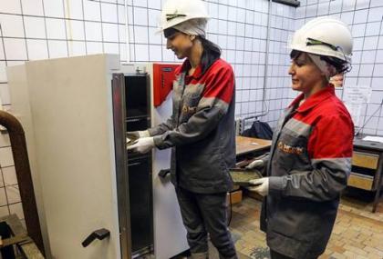 Гайский ГОК приобрел новое оборудование для отдела технического контроля