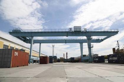 Уралэлектромедь ввела в эксплуатацию новую контейнерную площадку