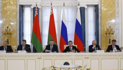 Денис Мантуров принял участие в заседании Совета Министров Союзного государства