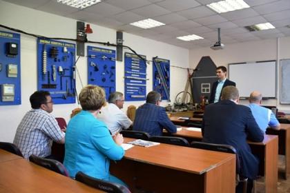 Сотрудники Владимирэнерго обсудили с представителями бизнес-структур вопросы техприсоединения