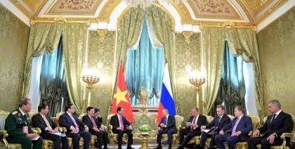 Президент Вьетнама поблагодарил В. Путина запринятие приглашения насаммит АТС