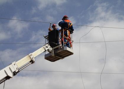 Энергетики МРСК Центра иПриволжья ликвидируют последствия непогоды вНижегородской области