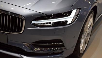Вольво: автомобили нагазе станут историей после 2019 года