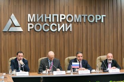 Георгий Каламанов встретился с представителями Африки на полях выставки Иннопром-2017