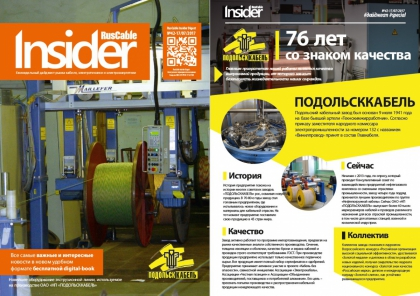 Анонс RusCable Insider Digest №42 от 17 июля 2017 года