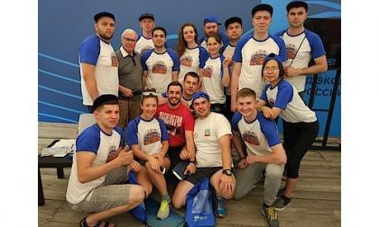 Команда СУЭК стала призером интернационального форума ТИМ «Бирюса»