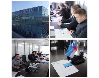 Инженеры ЭНЕРГО ГК провели семинар для НИПИ НГ Петон и ИК ПМП