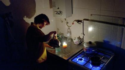 Из-за дождя целый микрорайон Иркутска остался без света и воды
