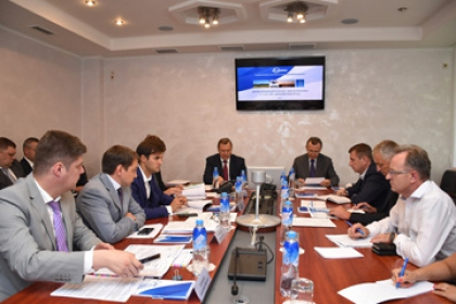 Олег Бударгин посетил с рабочим визитом Республику Крым и Севастополь