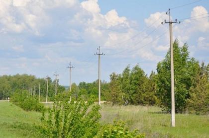 Ульяновские распределительные сети реконструировали воздушную линию