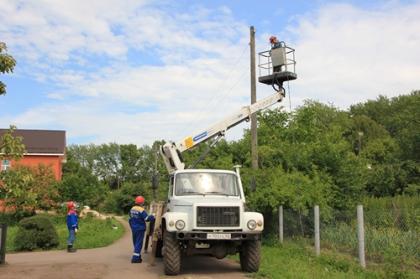 Рязаньэнерго исполнил более 1400 договоров на технологическое присоединение к электросетям за 7 месяцев
